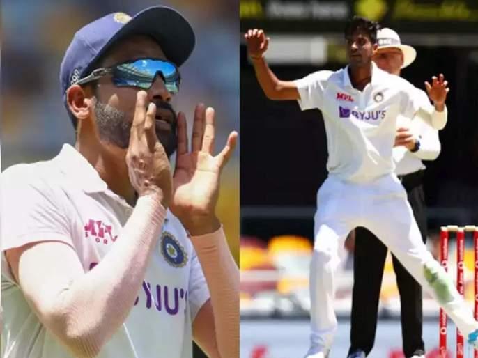 India vs Australia 4th Test Mohammad Siraj and Washington Sundar Abused By Gabba Crowd | India vs Australia 4th Test: ऑस्ट्रेलियन प्रेक्षक कधी सुधारणार? चौथ्या कसोटीत सिराज, सुंदरला शिवीगाळ