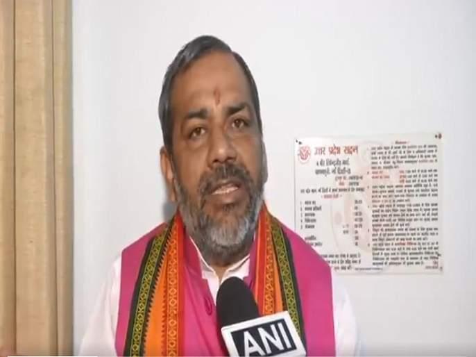 Pray to Lord Indra to check pollution, says UP minister Sunil Bharala | प्रदूषणावर भाजपा मंत्र्याने सुचवला अजब उपाय, ऐकून तुम्हीही हात जोडाल