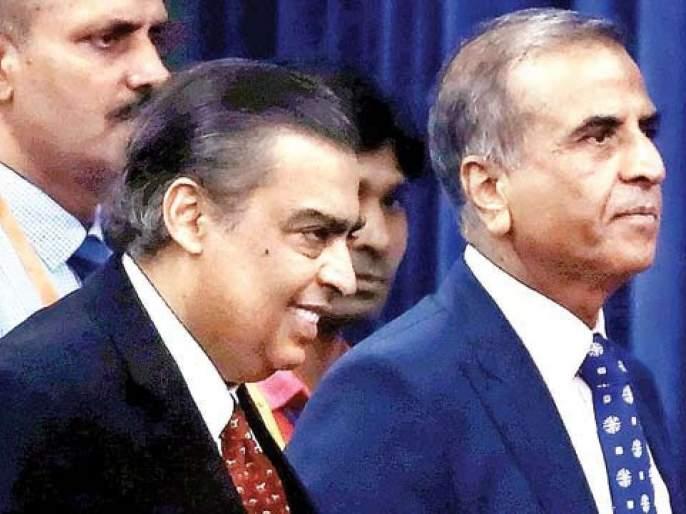 Reliance Jio ties up with Bharti Airtel in Delhi Mumbai Andhra buys Rupees 1500 crore telecom spectrum | मुकेश अंबानींच्या Reliance Jio ची प्रतिस्पर्धी Airtel सोबत हातमिळवणी; केला १५०० कोटींचा करार