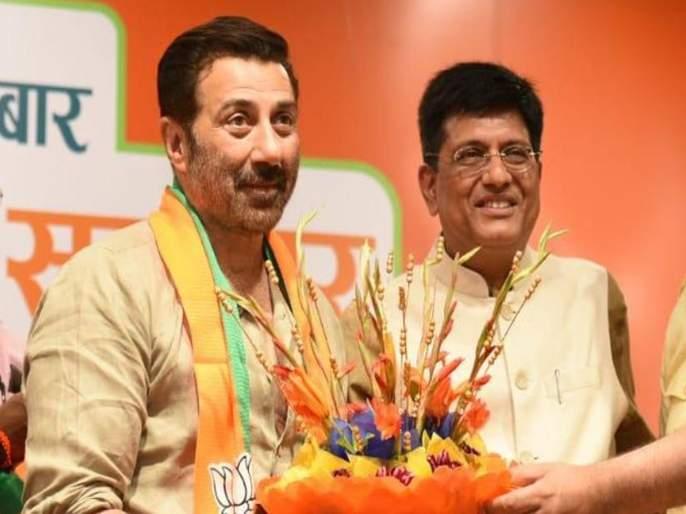 Sunny Deol joins BJP, may contest LS polls from Punjab's Gurdaspur | सनी देओल लोकसभेच्या रिंगणात, गुरुदासपूरमधून उमेदवारी