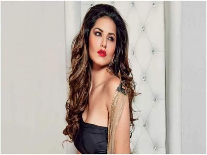 Sunny Leone's scary make up clip goes viral on social media | सनीला झाली का दुखापत... का होतोय हा व्हिडिओ व्हायरल?