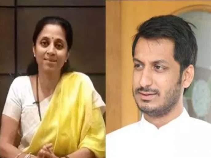 Lok Sabha Election 2019: 'Partha' will also go back, 'Supriyatai' will fall | Lok Sabha Election 2019: 'पार्थ'ही मागे फिरेल, 'सुप्रियाताई'ही पडतील