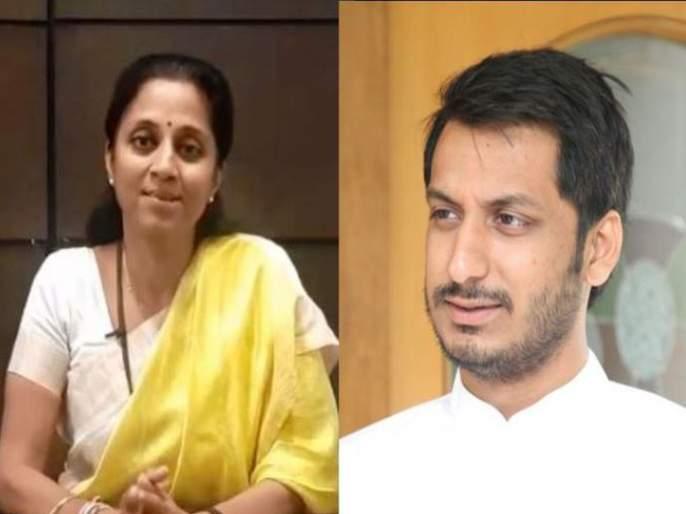 lok sabha election 2019 survey predicts victory for ncp leader supriya sule parth pawar   पवारांची पॉवर दिसणार; सुप्रिया सुळे, पार्थ पवार जिंकणार- सर्व्हे