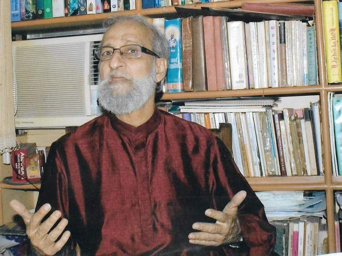 Goa: Padma Shri awardee Suresh Amonkar passes away at 84 | सुरेश आमोणकरांचे जाणे...