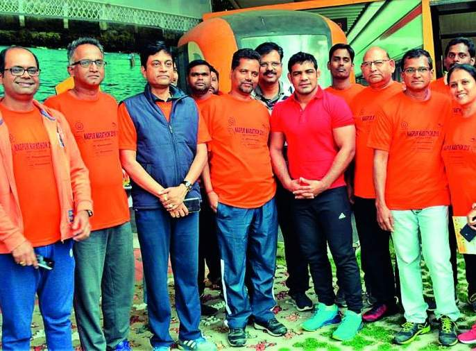 Sushil Kumar: Youth should be involved in sports   तरुणांनी क्रीडा क्षेत्रात सहभागी व्हावे :सुशीलकुमार