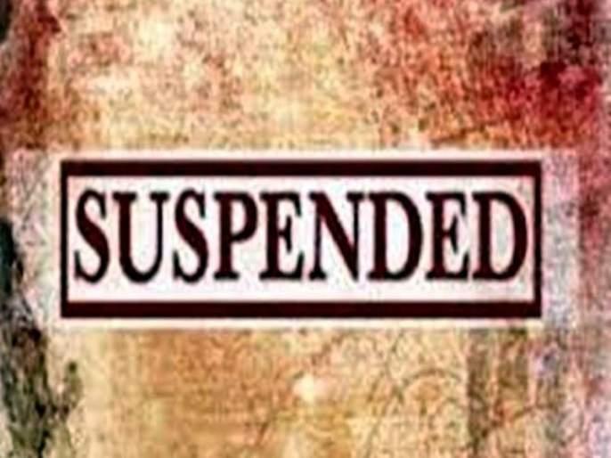 Suspension of five police in Blackmail case | ब्लॅकमेलिंग प्रकरणी पाच पोलिसांचे निलंबन