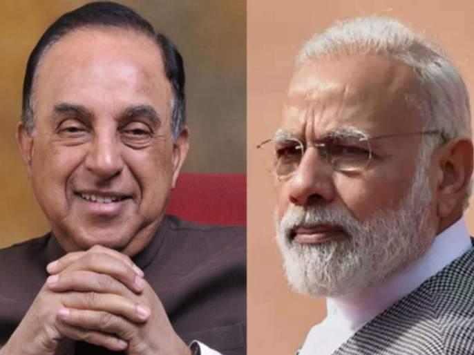 bjp mp subramanian swamy hits out at modi government over economy | देशाची अर्थव्यवस्था उद्ध्वस्त करायलादेखील डोकं लागतं; स्वामींचा टोला