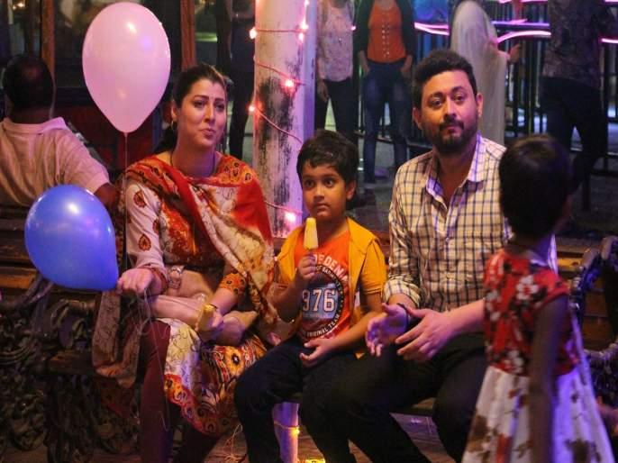 Swapnil Joshi's Samantar web series, with over 1 lakh audience likes-SRJ   स्वप्नील जोशीच्या 'समांतर' या वेब सिरीजला, ८० लाखांहून अधिक प्रेक्षकांची पसंती