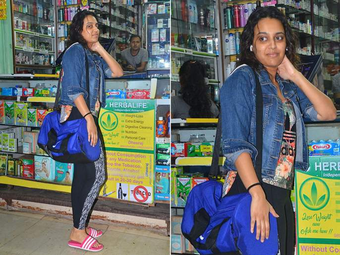 Swara Bhaskar Without Makeup Look went viral   'या' अभिनेत्रीला आपण ओळखले का? विना मेकअप लूक झाला व्हायरल