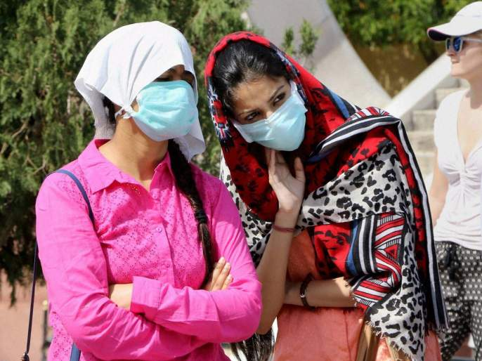 Decrease in the number of deaths due to swine flu - Health Minister | स्वाइन फ्लूमुळे होणाऱ्या मृत्यूच्या संख्येत घट - आरोग्यमंत्री