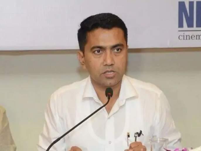 Some in opposition, fearless but government stable: Pramod Sawant   विरोधकांमधील काहीजण सैरभैर पण सरकार स्थिर: प्रमोद सावंत