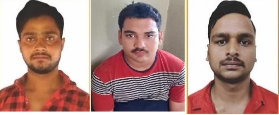 robbers gang in Railway aressted in Wardha | गुंगीचे औषध देऊन रेल्वे प्रवाशांना लुटणारी टोळी वर्ध्यात जेरबंद