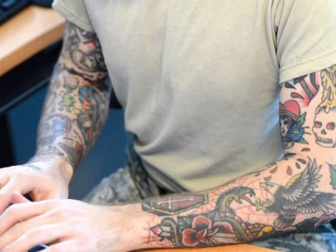 Tattoos, care for your youngsters! | टॅटू नव्हे, तरुणांनो करिअर सांभाळा!