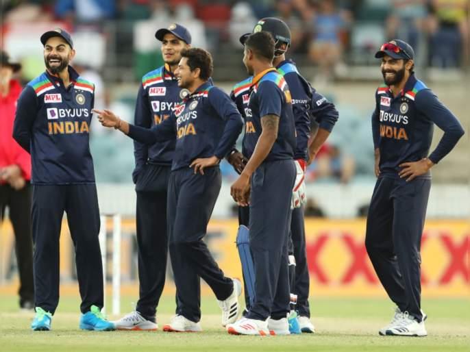 India vs Australia T20Is: Full schedule, squads, match timings, telecast, live streaming   India vs Australia : टीम इंडिया शॉर्ट फॉरमॅटमध्ये ऑस्ट्रेलियाला सडेतोड उत्तर देणार?; जाणून घ्या ट्वेंटी-20 मालिकेचे वेळापत्रक
