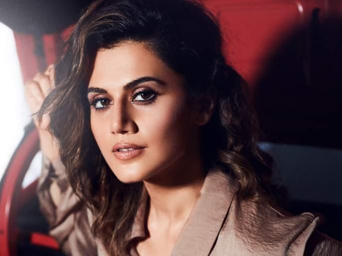 Abhishek Bachchan and Taapsee to reunite for Sahil Ludhianvi biopic? | ठरले तर, साहिर लुधियानवीच्या बायोपिकमध्ये आता दिसणार तापसी पन्नू!!