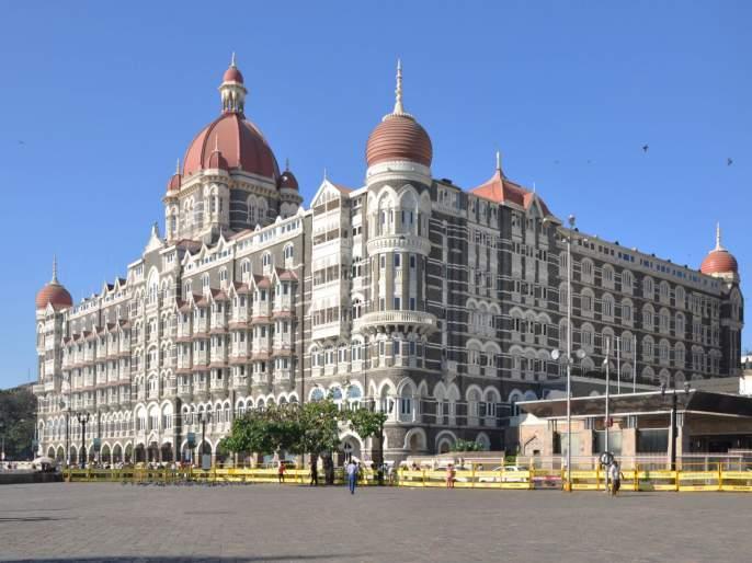 phone calls threatening to blow up mumbai taj hotel from pakistan security tightened | ताज हॉटेल बॉम्बनं उडवून देऊ! पाकिस्तानमधून धमकीचा कॉल; सुरक्षा यंत्रणा अलर्टवर