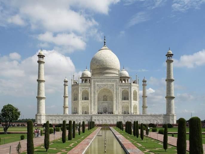 Taj Mahal entry to be free for 3 hours on Monday, huge crowd expected | बकरी ईदच्या निमित्ताने ताजमहालमध्ये तीन तास मोफत प्रवेश