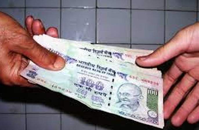Talathi Arrested While taking bribe of Rs 300 | ३०० रुपयांची लाच घेताना तलाठी गजाआड