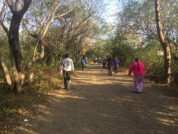 Corporator aggressive for Taljai hill | पु्ण्याचा श्वास असलेल्या तळजाई टेकडीवरून नगरसेवक आक्रमक