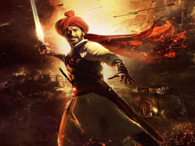 Tanhaji: The Unsung Warrior : technically one of the best movie of bollywood | Tanhaji Review : डोळ्याचे पारणे फेडणारा चित्रपट