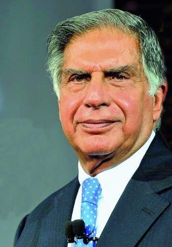 Ratan Tata took a meeting with Sarasanghachalak   रतन टाटांनी घेतली सरसंघचालकांची भेट