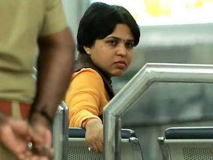 Come Defamation of baby bitters; Crime against Trupti Desai   आ. बच्चू कडूंची बदनामी; तृप्ती देसाईविरुद्ध गुन्हा
