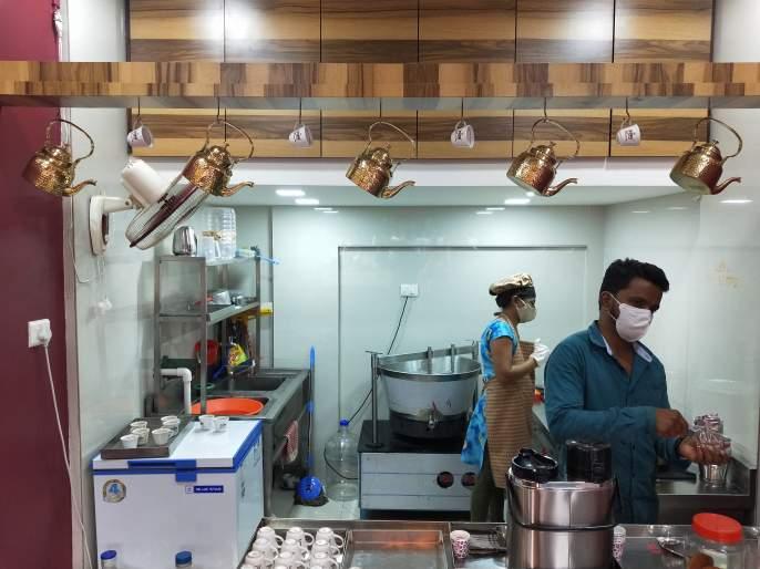Ratnagirikar is a regular tea drinker | रत्नागिरीकर आहेत पक्के चहाबाज