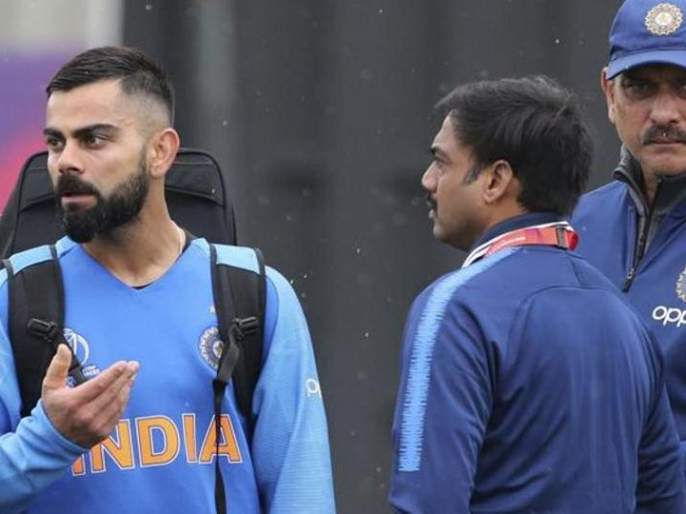 Shocking! Anushka Sharma's cup of tea was lifted at the World Cup by selection committee members; Former cricketers revealed | धक्कादायक! विश्वचषकात अनुष्का शर्माचे चहाचे कप उचलत होते निवड समिती सदस्य; माजी क्रिकेटपटूंचा खुलासा