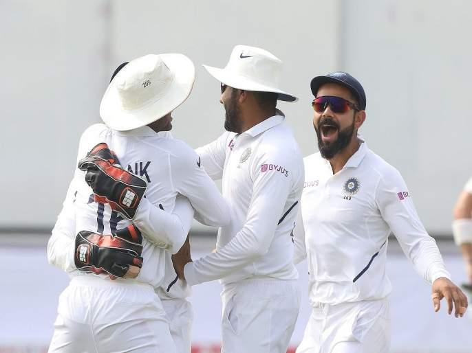 India vs South Africa, 2nd Test : India (601/5 decl) beat South Africa (275 & 189) by an innings and 137 runs. | India vs South Africa, 2nd Test : आफ्रिकेची शरणागती, टीम इंडियाचा दणदणीत विजय