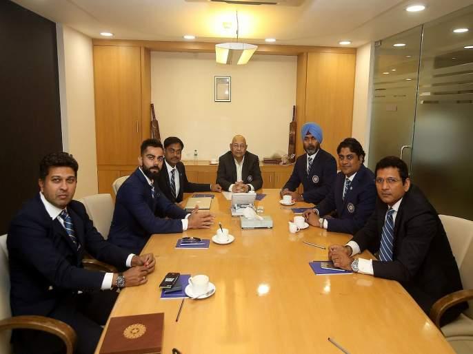 ICC World Cup 2019 : Navdeep Saini, Khaleel Ahmed among 4 pacers to assist India in World Cup 2019 preparation | ICC World Cup 2019 : वर्ल्ड कपमध्ये भारतीय संघासोबत असतील 'हे'चार युवा गोलंदाज