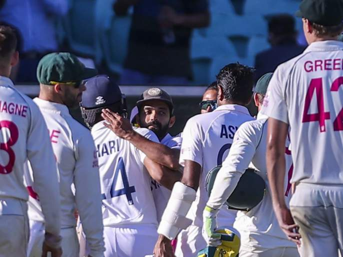 India vs Australia, 3rd Test : Not a Draw This was a win, Anand Mahindra Tweet Viral; cricket fraternity congratulates team india   India vs Australia, 3rd Test : ड्रॉ नाही, हा तर विजयच; आनंद महिंद्रा, सचिन तेंडुलकर, वीरूकडून टीम इंडियाचं कौतुक