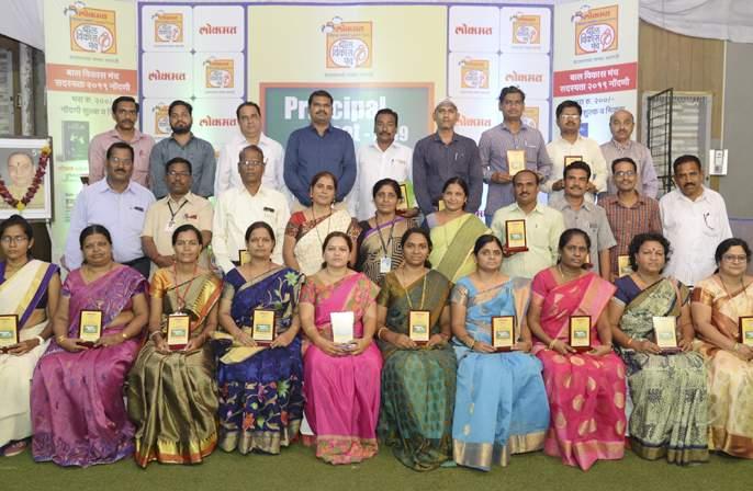 All Headmasters together for 'Solapur Pattern' | 'सोलापूर पॅटर्न'साठी एकवटले सारे मुख्याध्यापक
