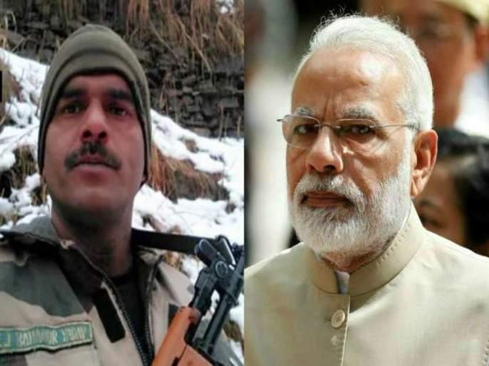 BJP responsible for my murder by tej bahadur yadav | माझी हत्या झाल्यास भाजपा जबाबदार- तेज बहादूर