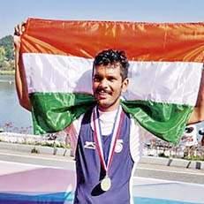 meet Tejas shinde, indian rowing team | दुष्काळी गावचा तेजस रोइंग ऑलिम्पिक गाठायचं म्हणतो तेव्हा.