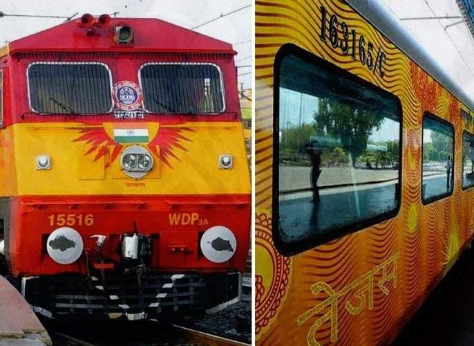 Semi highspeed train running parallel to Samrudhhi Highway | समृद्धी महामार्गाच्या समानांतर धावणार सेमी हायस्पीड रेल्वे