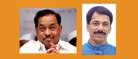 Narayan Rane's BJP entry into Rajan oil is the only play: Siddhesh Parab   राजन तेलींचा भाजप प्रवेश ही नारायण राणे यांचीच खेळी: सिद्धेश परब