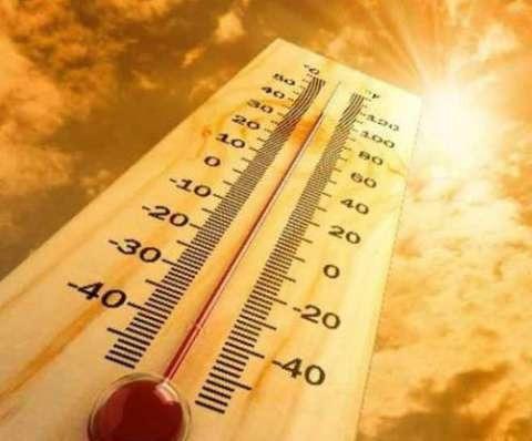 Nagpur @ 47.2: After the end of Nawatapa, temperature remained constant | नागपूर @ ४७.२ : नवतपा संपल्यानंतही तापमान कायम