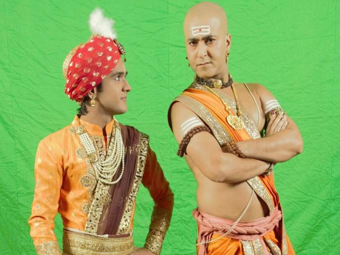 In 'Tenali Rama', Ram will take a test of his own capacity | 'तेनाली रामा'मध्ये रामा घेणार स्वत:च्या क्षमतेची परीक्षा