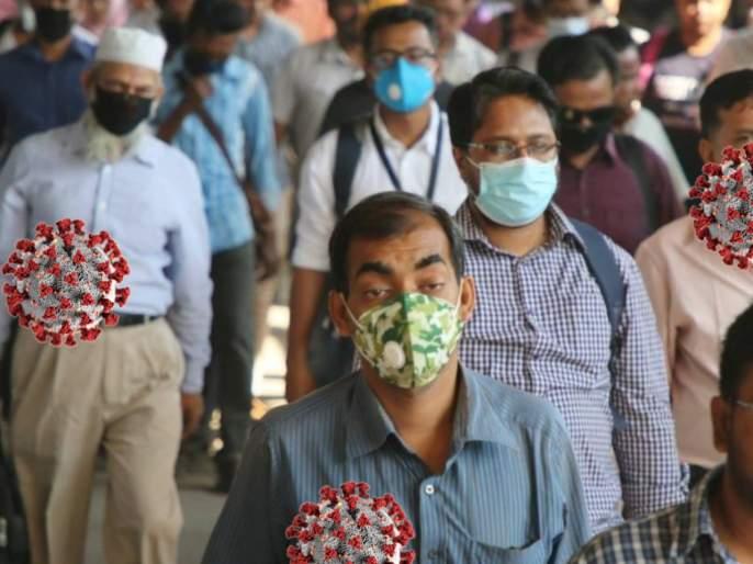 Before coronavirus vaccine masks can help build immunity says researchers | अरे व्वा! इम्युनिटी वाढवण्यासाठी फायदेशीर ठरतोय मास्कचा वापर; शास्त्रज्ञांचा दावा