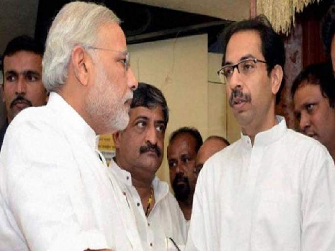 ... and the Prime Minister Modi called to 'Matoshree's phone   ...अन् थेट पंतप्रधान मोदींनीच 'मातोश्री'वर फोन लावला!