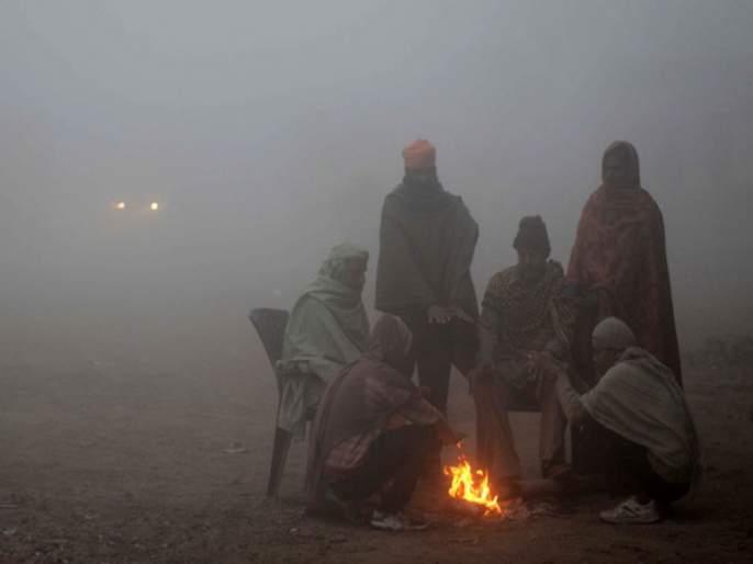 Cold again: Minimum temperature in Maharashtra will drop to 14 degrees; Mumbai, however, is hot | पुन्हा थंडी : महाराष्ट्रात किमान तापमान १४ अंशापर्यंत खाली घसरणार; मुंबई मात्र तापलेली