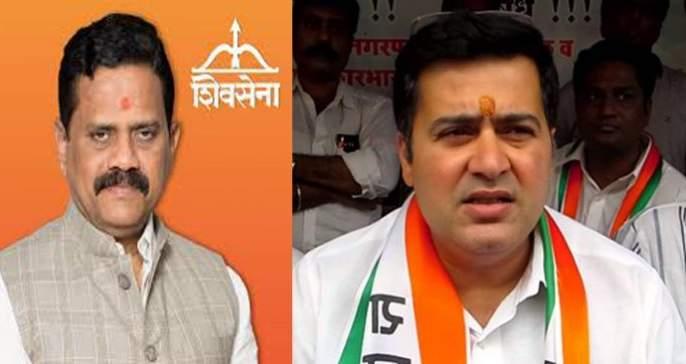 Bhuvaya of both the candidates raised due to the fall of polling | मतदान घटल्याने उंचावल्या दोन्ही उमेदवारांच्या भुवया