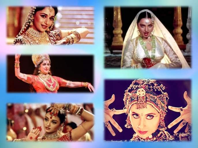 The fans of 'The' actresses dance still today | 'या' अभिनेत्रींच्या नृत्याची चाहत्यांना आजही भुरळ