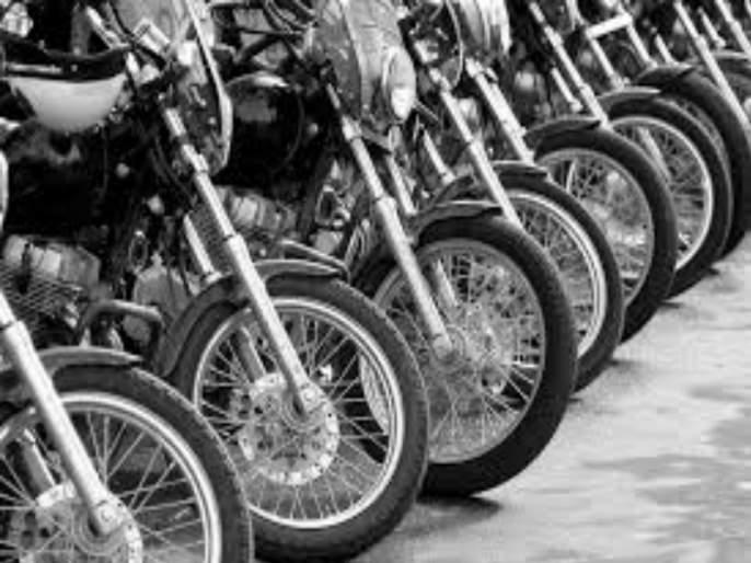 14-year-old boy stole a motorcycle in Thane | ठाण्यात अवघ्या १४ वर्षीय मुलाने चोरली मोटारसायकल