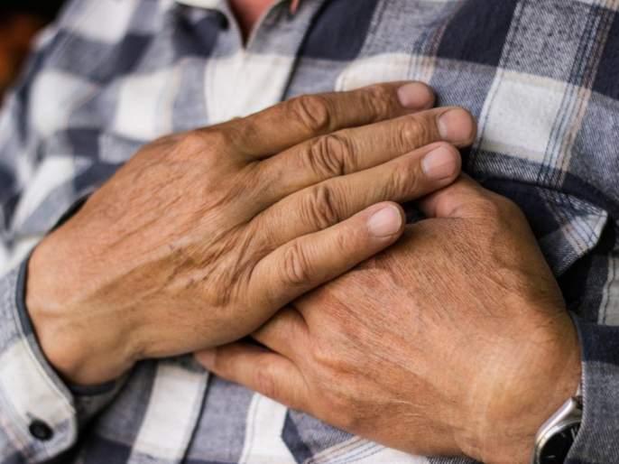 50% reduction in heart disease patients in corona lockdown | लॉकडाऊन काळात हृदयविकाराच्या रुग्णांत ५० टक्के घट
