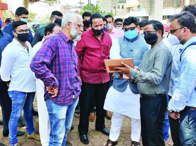 New look for Ratnagiri for tourism growth: Uday Samant | पर्यटनवृध्दीसाठी रत्नागिरीला नवा लूक : उदय सामंत