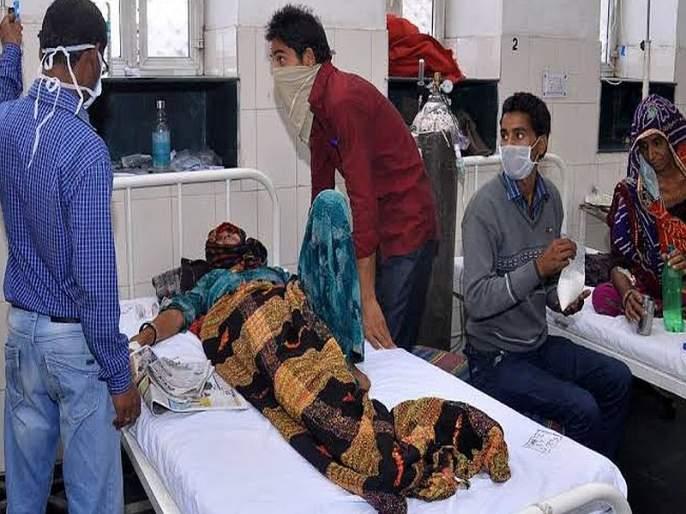 Thane district fever, fever died 11 patient | ठाणे जिल्हा तापाने फणफणला, तापाचे २२ हजार ८१३ रुग्ण