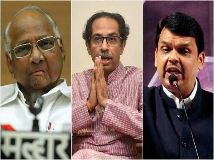 Maharashtra Election 2019 shiv sena bjp should form the government says ncp chief sharad pawar   महाराष्ट्र निवडणूक 2019: सत्ता स्थापनेबद्दल शरद पवारांचा शिवसेना, भाजपाला 'मोलाचा' सल्ला