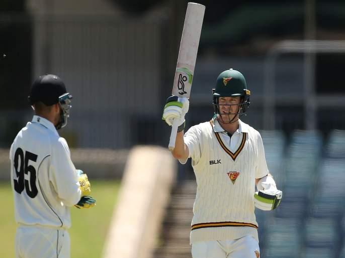 Tim Paine Ends 13-Year Century-Drought in First-Class Cricket, Scores Hundred in Marsh Sheffield Shield 2019   ऑस्ट्रेलियाच्या कर्णधारानं 13 वर्षांनंतर झळकावलं शतक