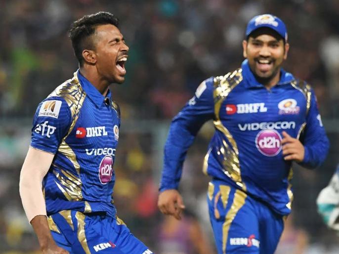 IPL 2018: ... If Mumbai Indians do this, then they can still reach the semifinals | IPL 2018 : ... ' हे ' केलं तर मुंबई इंडियन्स अजूनही बाद फेरीत पोहोचू शकते